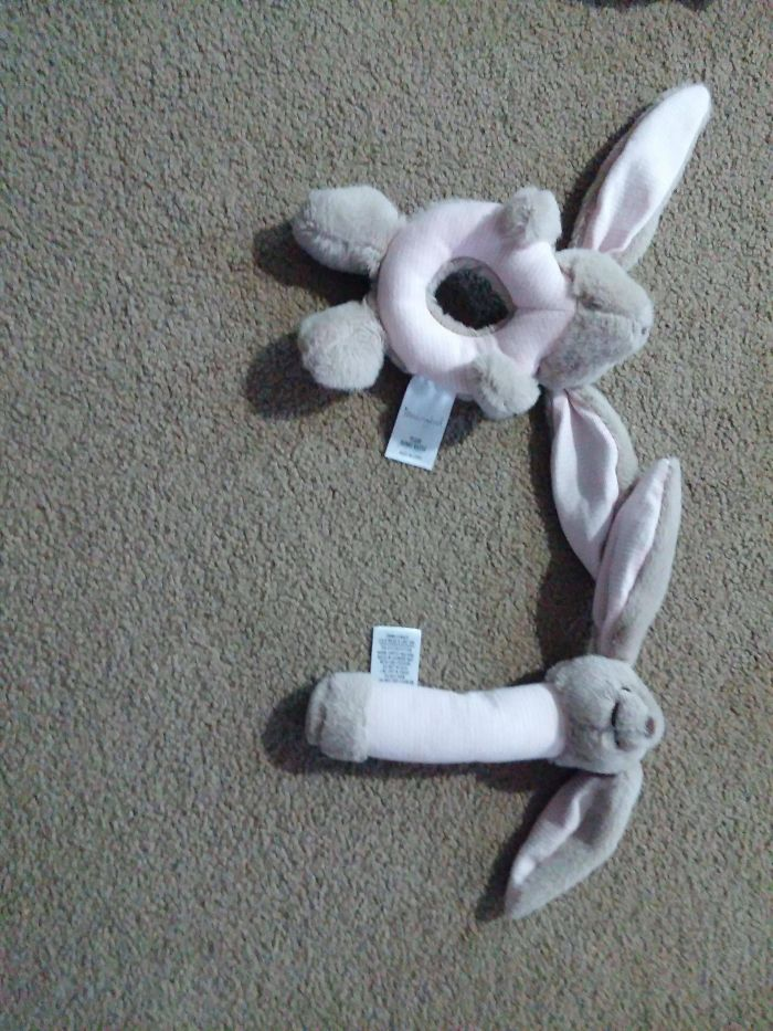 Mi Mujer Compró Estos Juguetes De Bebé... Un Poco Preocupado Por Ellos
