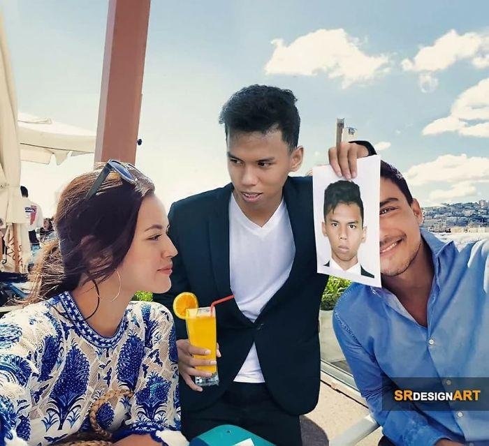 Syahril Ramadhan Photoshop