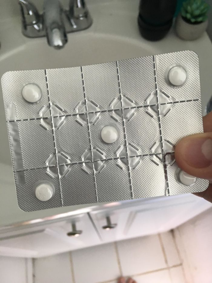 You're Kidding Me, Right? Made Me Think I Was Getting A Whole Box Of Tablets