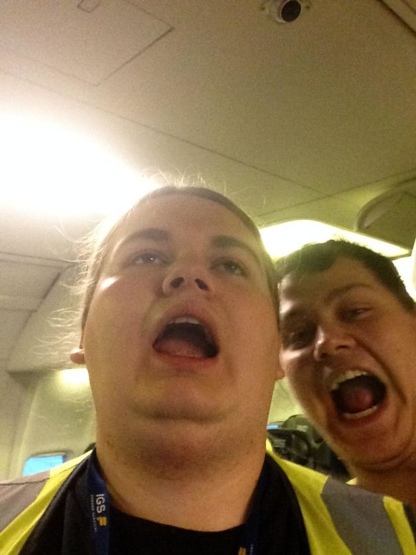 Left My Ipad On A Plane And Reclaimed It 10 Days Later. Found This In Photos