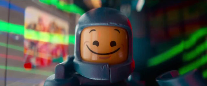 In The Lego Movie (2014) Benny The 1980-Something Space Guy Has A Crack In The Middle Of His Helmet That Was Attempted To Be Fixed With Glue. This Was An Actual Problem With The Original Toys Construction Of The Helmet, Causing Kids To Have To Glue It Or Leave It Cracked