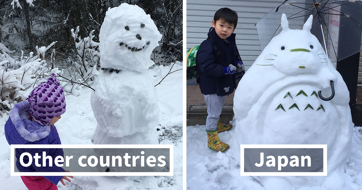 Heavy Snowfall Hits Tokyo, And The Results Are Pretty Much What You'd Expect