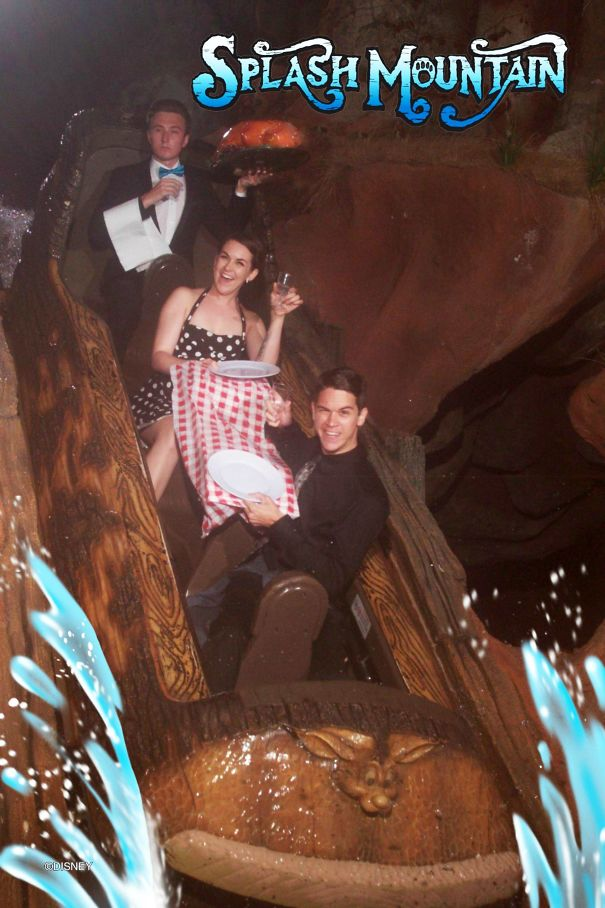 Splash Mountain, Returning Champions