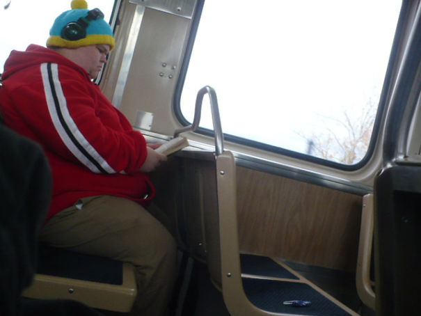 This Man Looks Like Cartman