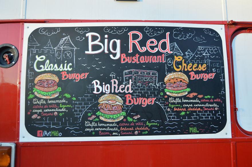 First Burgers (October, 2016)