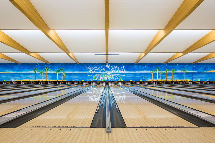 Bowling Alleys In Southern Germany