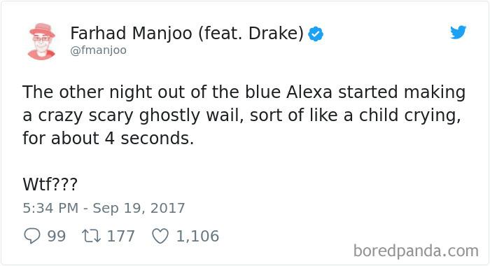 Creepy Alexa