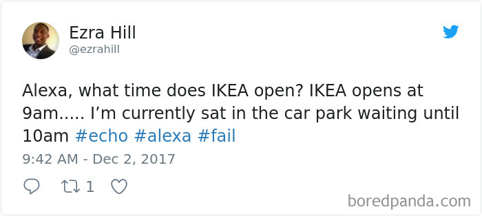 Funny Alexa Tweets
