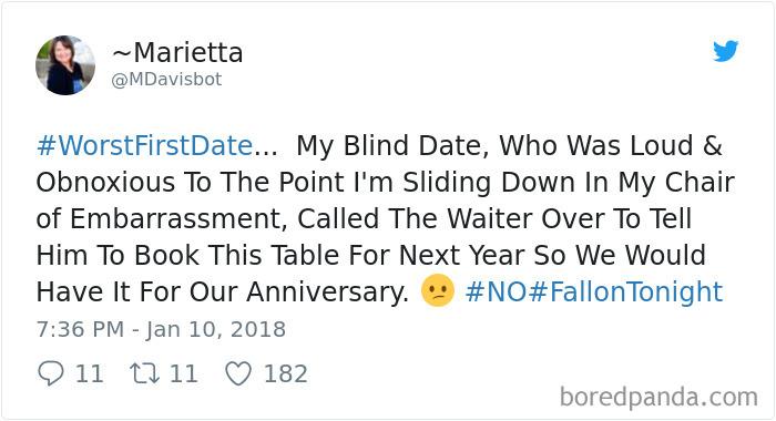 Worst First Date