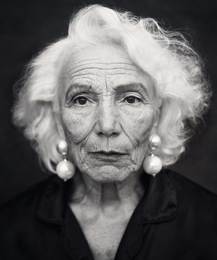 Irina Denisova, 80 Years Old