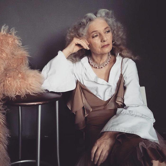 Olga Kondrasheva, 71 Years Old