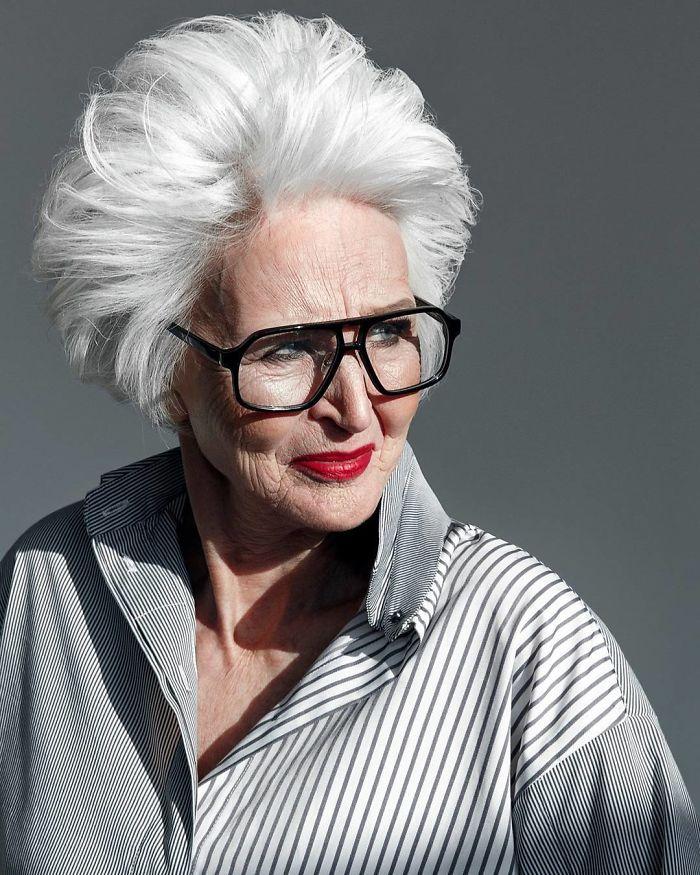 Nina Ivanovna, 75 Years Old