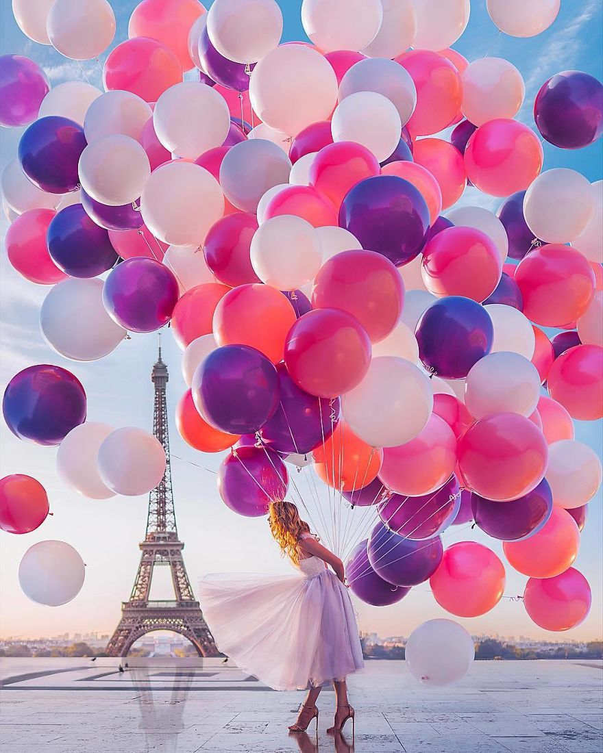 Balloons Are My Daily Inspiration