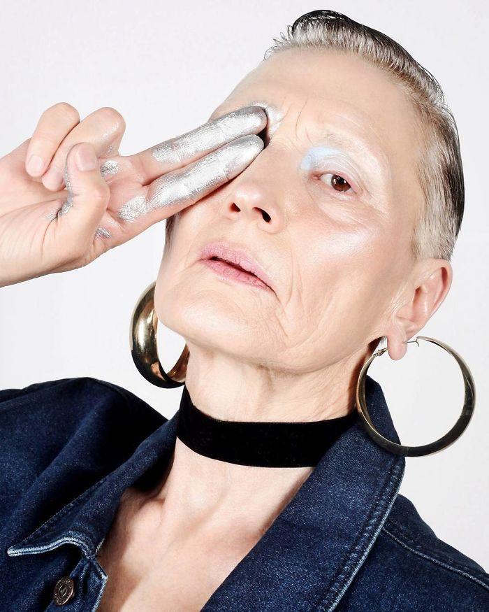 Ludmila Brazhkina, 63 Years Old