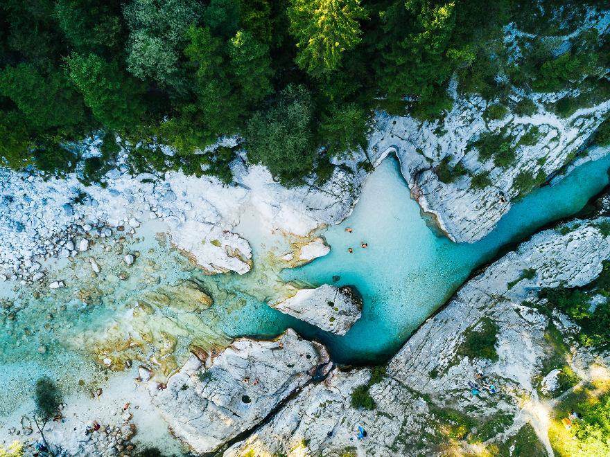 Soča, Triglav National Park, Slovenia