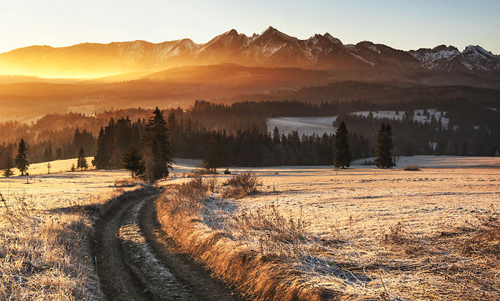 Once I Got Lost In The Tatras During Winter And Totally Fell In Love With This Wonderland