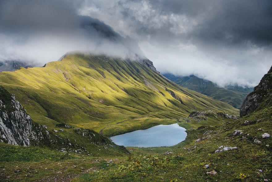 Lech, Vorarlberg, Austria