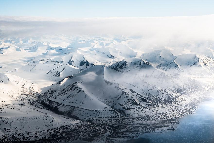 Nordenskiöld Land National Park, Svalbard (Norway)