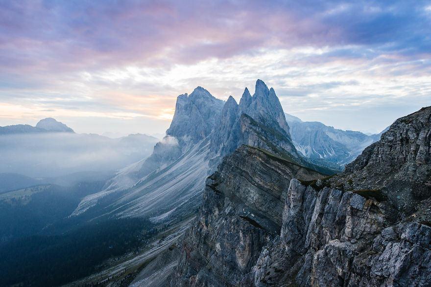 Seceda, South Tyrol, Italy