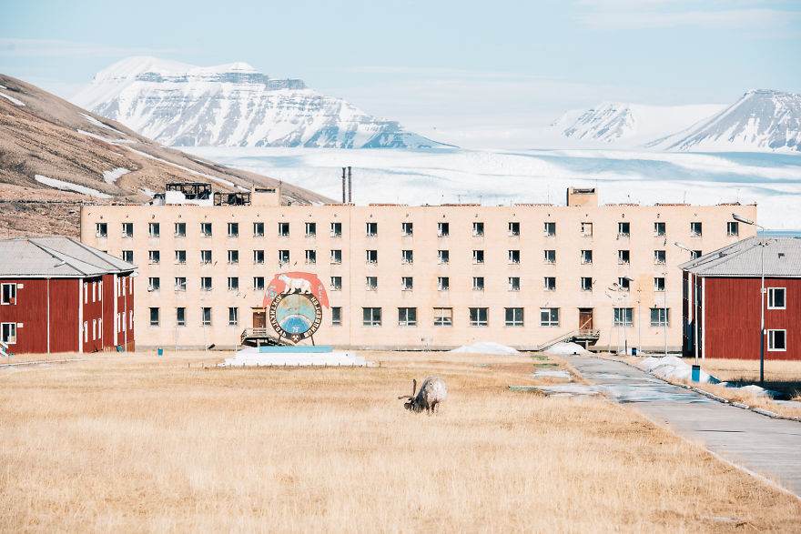 Pyramiden, Svalbard (Norway)