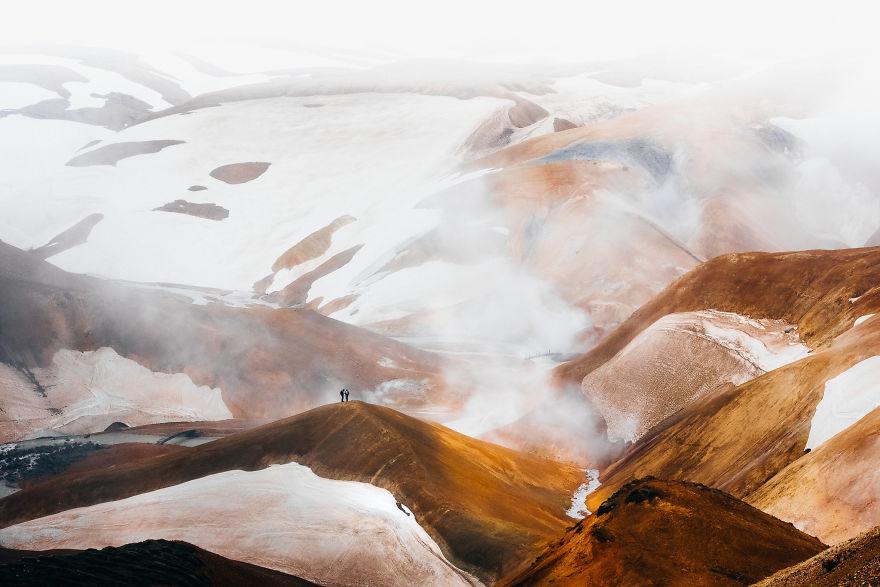 Kerlingarfjöll, Iceland