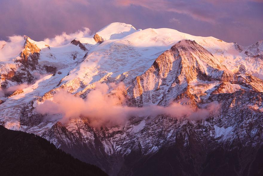 Mont-Blanc, Haute-Savoie, France