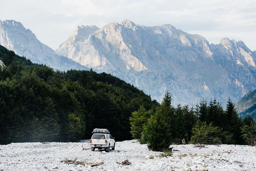 Valbonë National Park, Albania