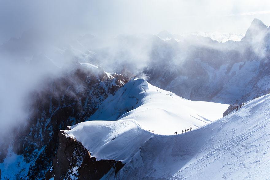 Aiguille Du Midi, Haute-Savoie, France