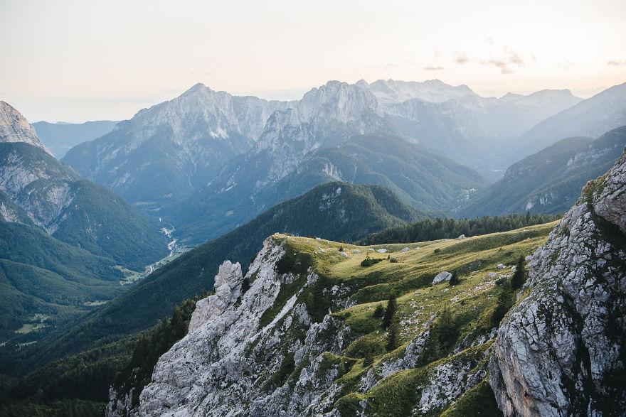 Mangart, Triglav National Park, Slovenia