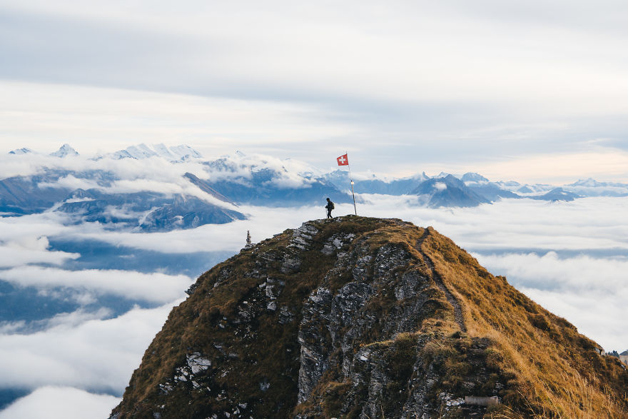 Augstmatthorn, Switzerland