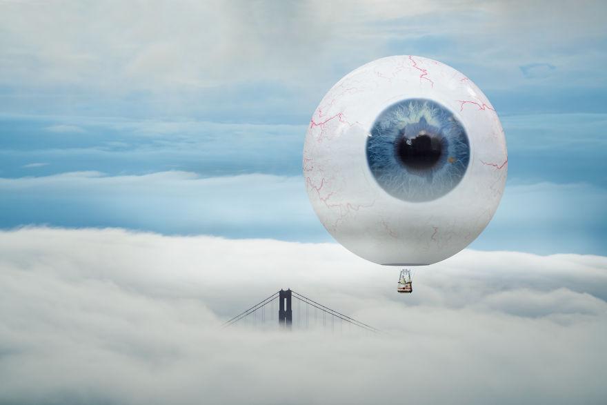 Voyaging All Seeing Eye