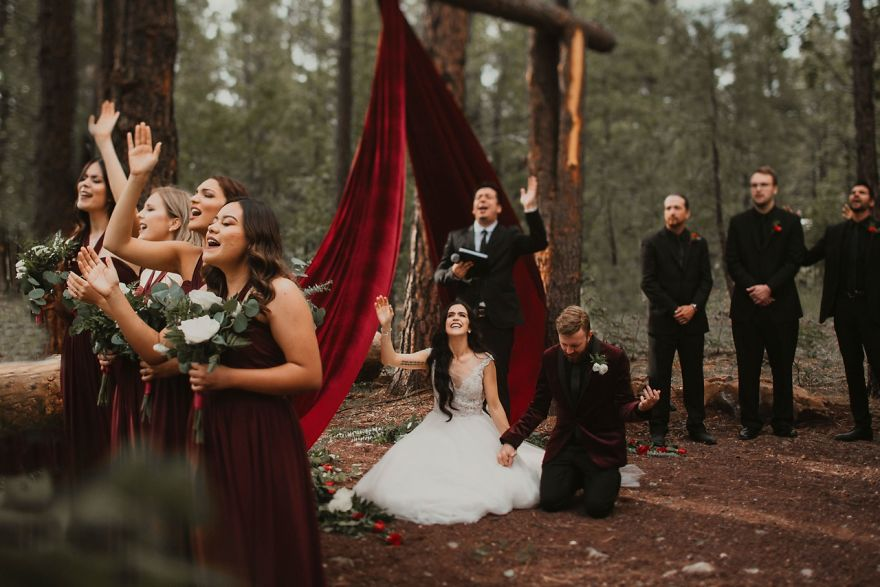 The Top 50 Wedding Photos Of 2017