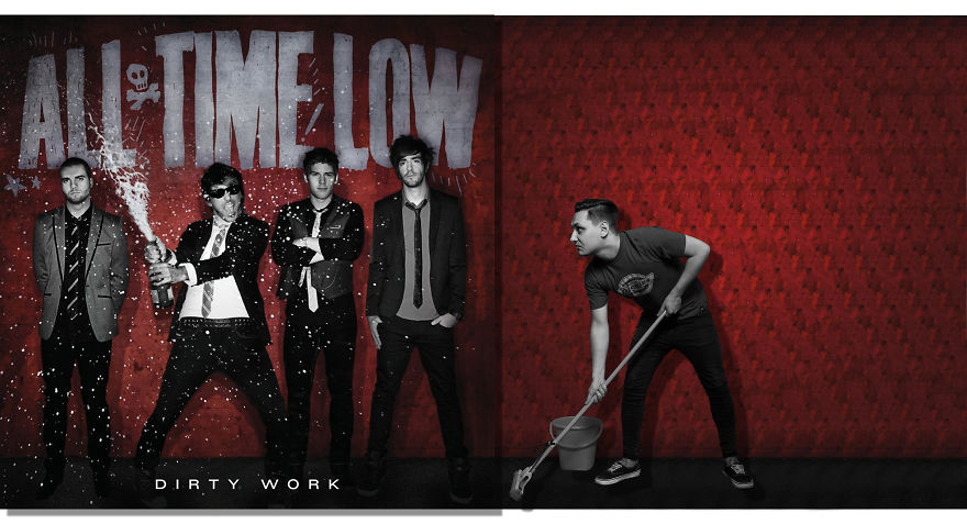 All Time Low — Dirty Work (2011)