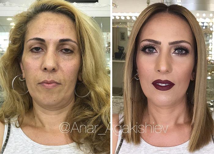 Anar-Agakishiev-Older-Women-Make-Up-Transformations-Azerbaijan