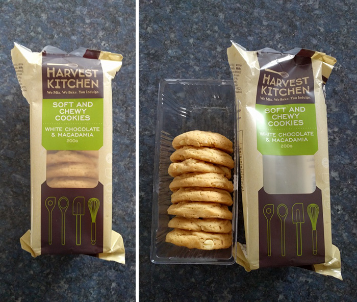 You Could Fit Another Two Cookies In There, But Why Bother If The Packaging Obscures Them?