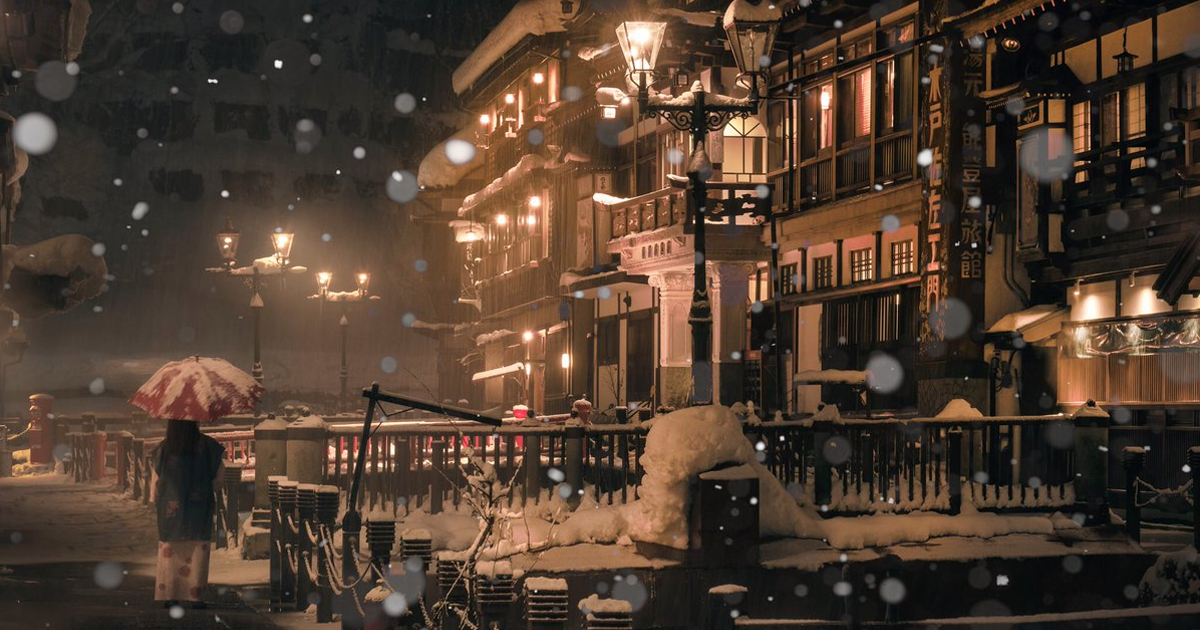 Photographer Captures The Beauty Of Japan In Winter, And The Pics Will Take Your Breath Away