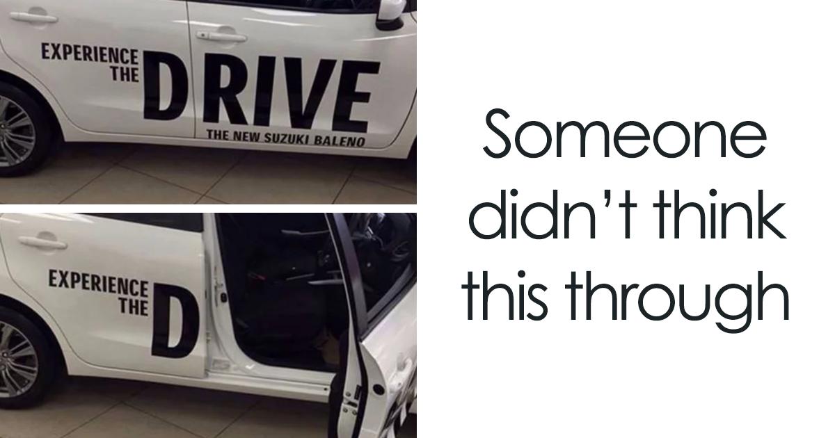 15 times advertisement on vehicles fails were noticed a little bit