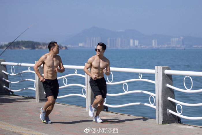 A Chinese Family Spends 6 Months Working Out. Here's what they are upto!