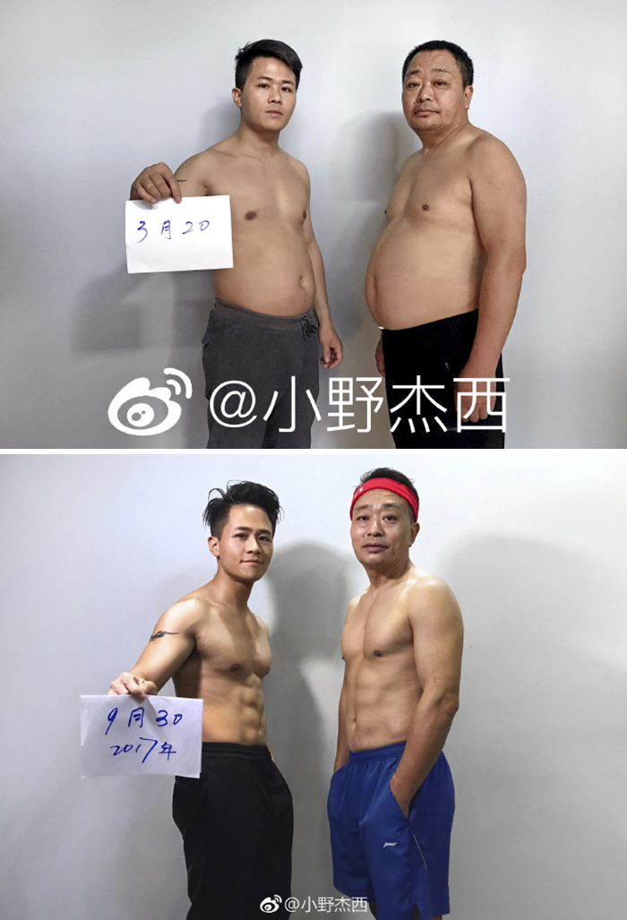 Chinese weight