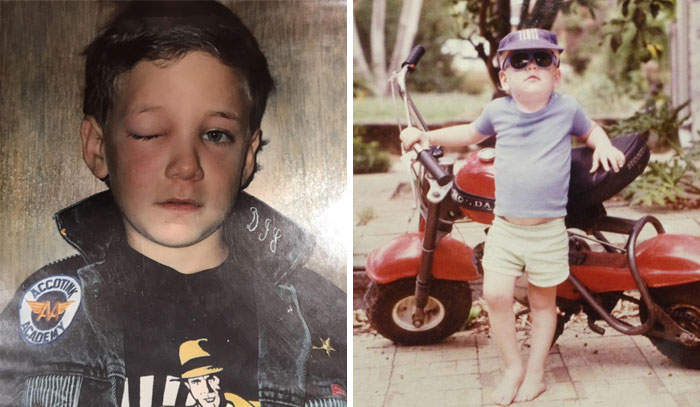 Hey Pandas, Share Your Cool Childhood Photos!