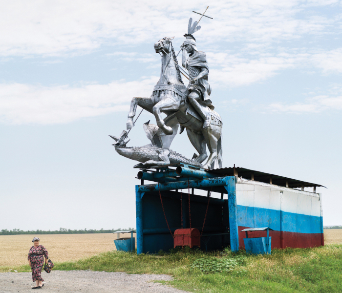 Photographer Travels To Post-Soviet Countries To Capture The Charm Of Old Bus Stops (New Pics)