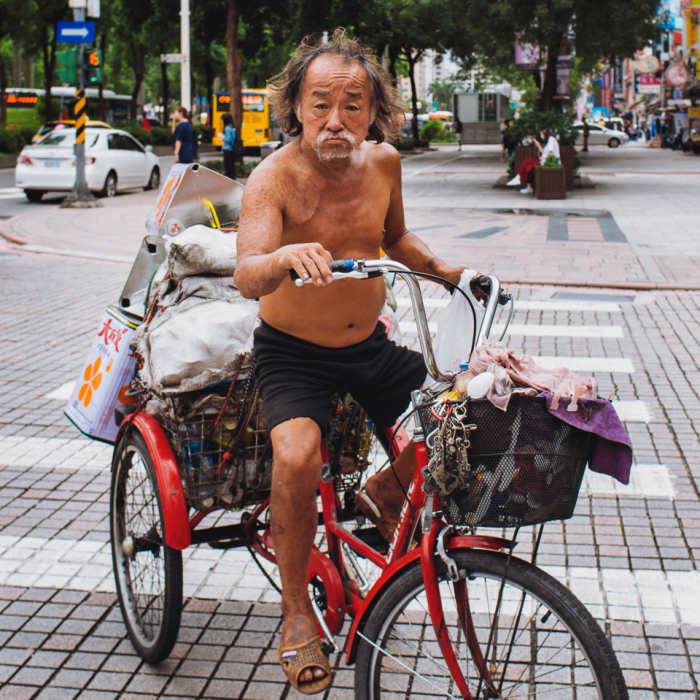 Why I Like Shooting Old People In Taipei