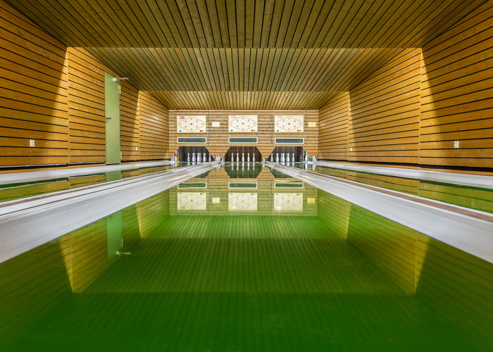 Here Are The Bowling Alleys Of Southern Germany