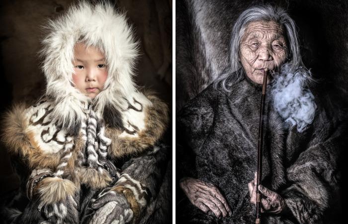 En un año he viajado 40.000 kms por Siberia para fotografiar a sus habitantes nativos