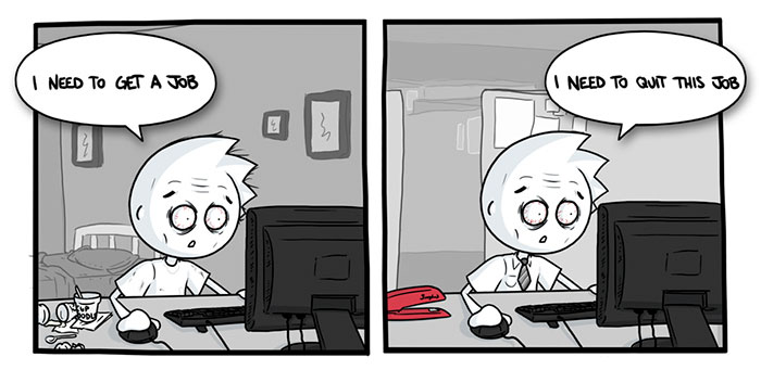 Comics About Making It Through Life