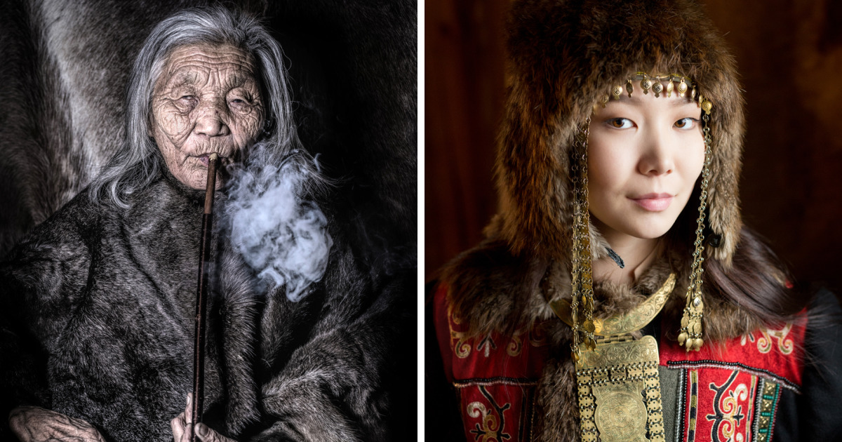 I Travelled 40,000 Km Across Siberia To Photograph Its Indigenous People. One Year Later Here's The Result