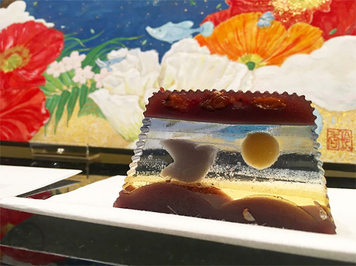 This Sweet Dessert From Japan Is Filled With Images That Change With Each Slice