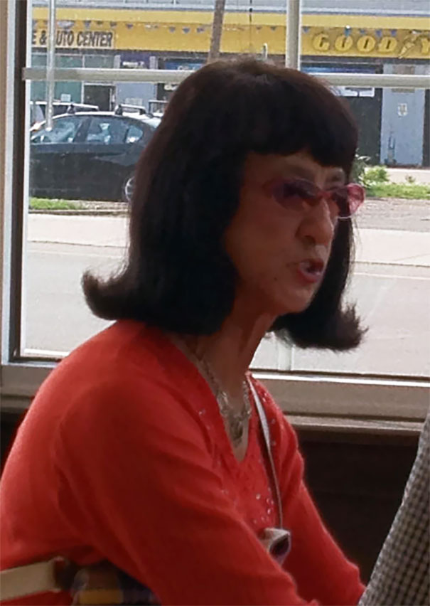 It's A Very Real Linda Belcher From Bob's Burgers