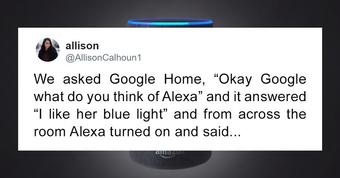 6bd7bfeed 25 Funny Tweets About Amazon Alexa That Prove There's Nothing Artificial  About Her Intelligence