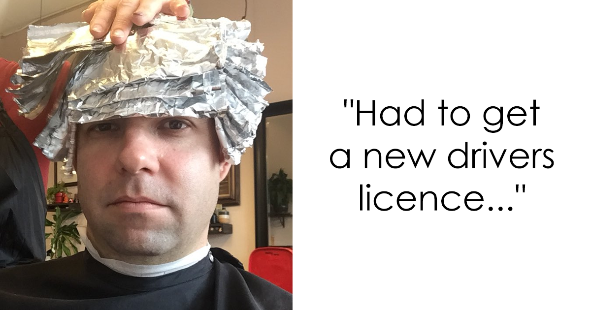 This Guy Keeps Trolling The Government With His Driving Licence Photos, And The Results Are Hilarious